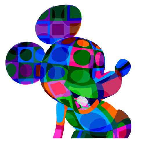 Medicated Mouse Ivm, R. Levine