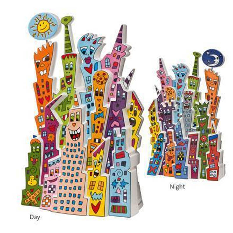 james rizzi artshop james rizzi bonn galerie firla. Black Bedroom Furniture Sets. Home Design Ideas